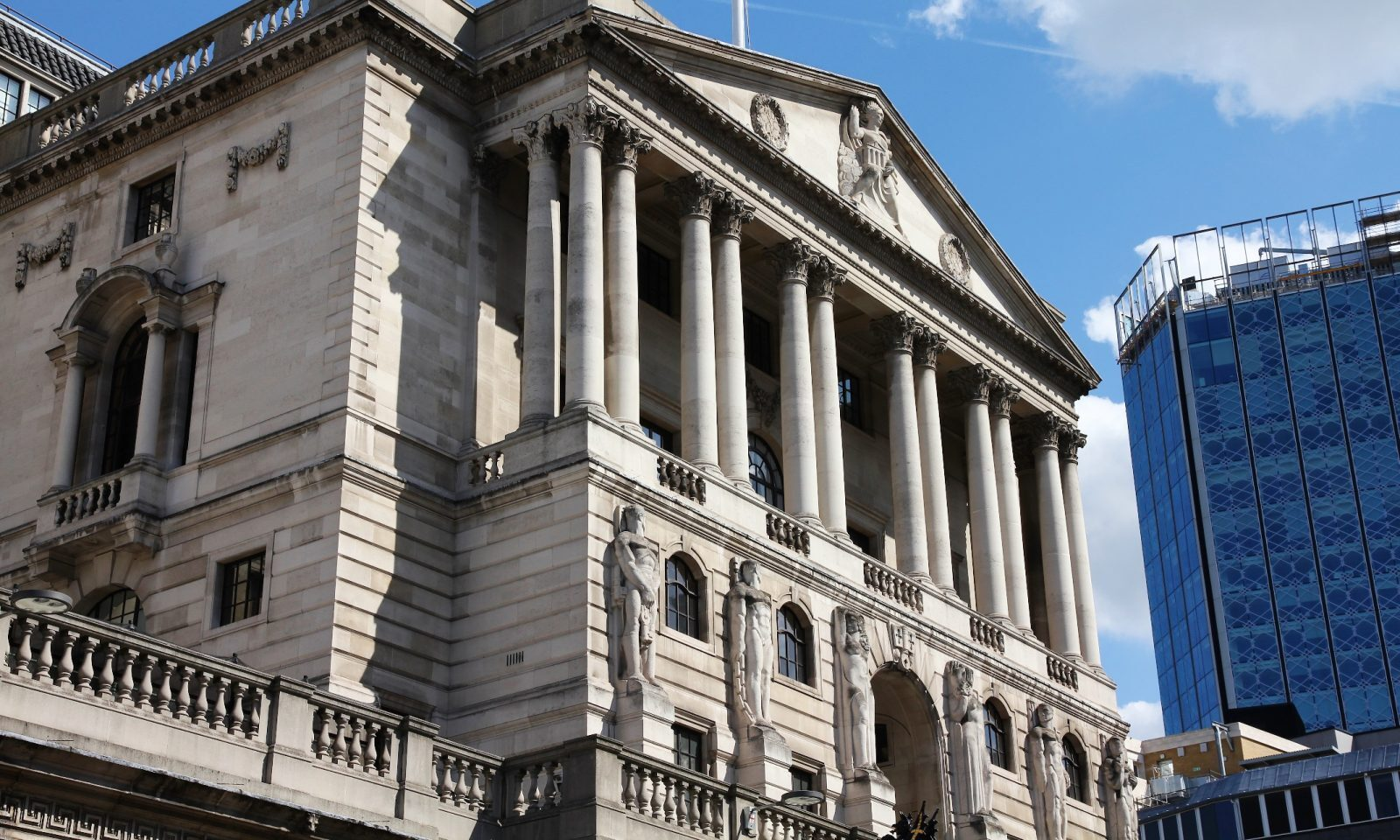 All eyes on the Bank of England today