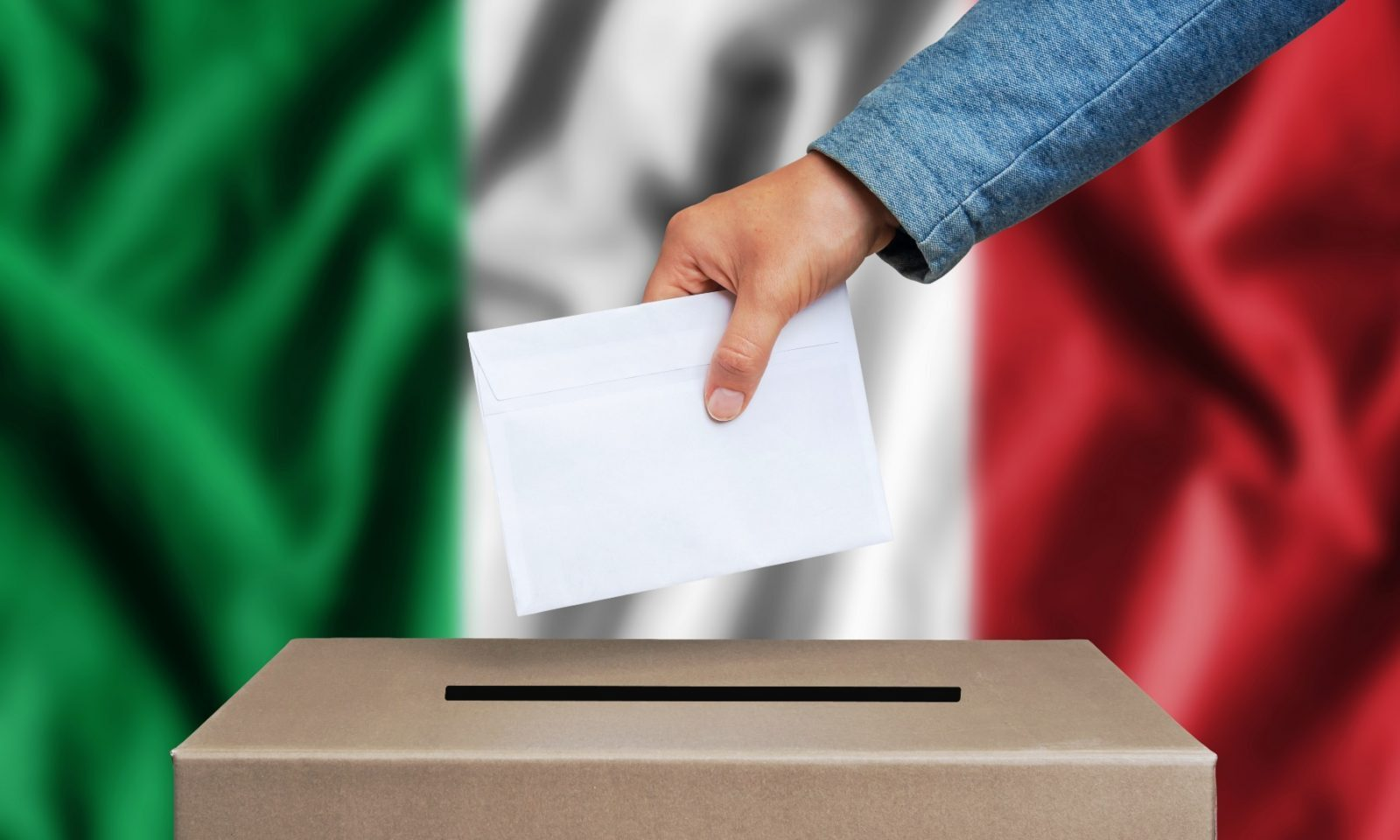 Potential political disruption from Italy