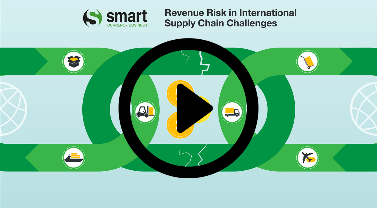 Revenue risk in international supply chain challenges