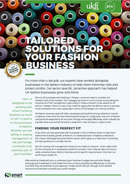 Fashion Business Case Study