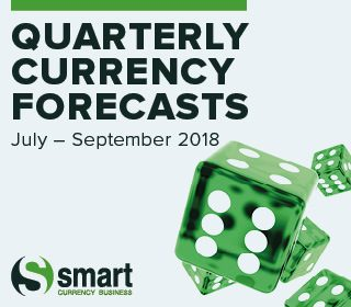 Quarterly Currency Forecasts, April-June 2018