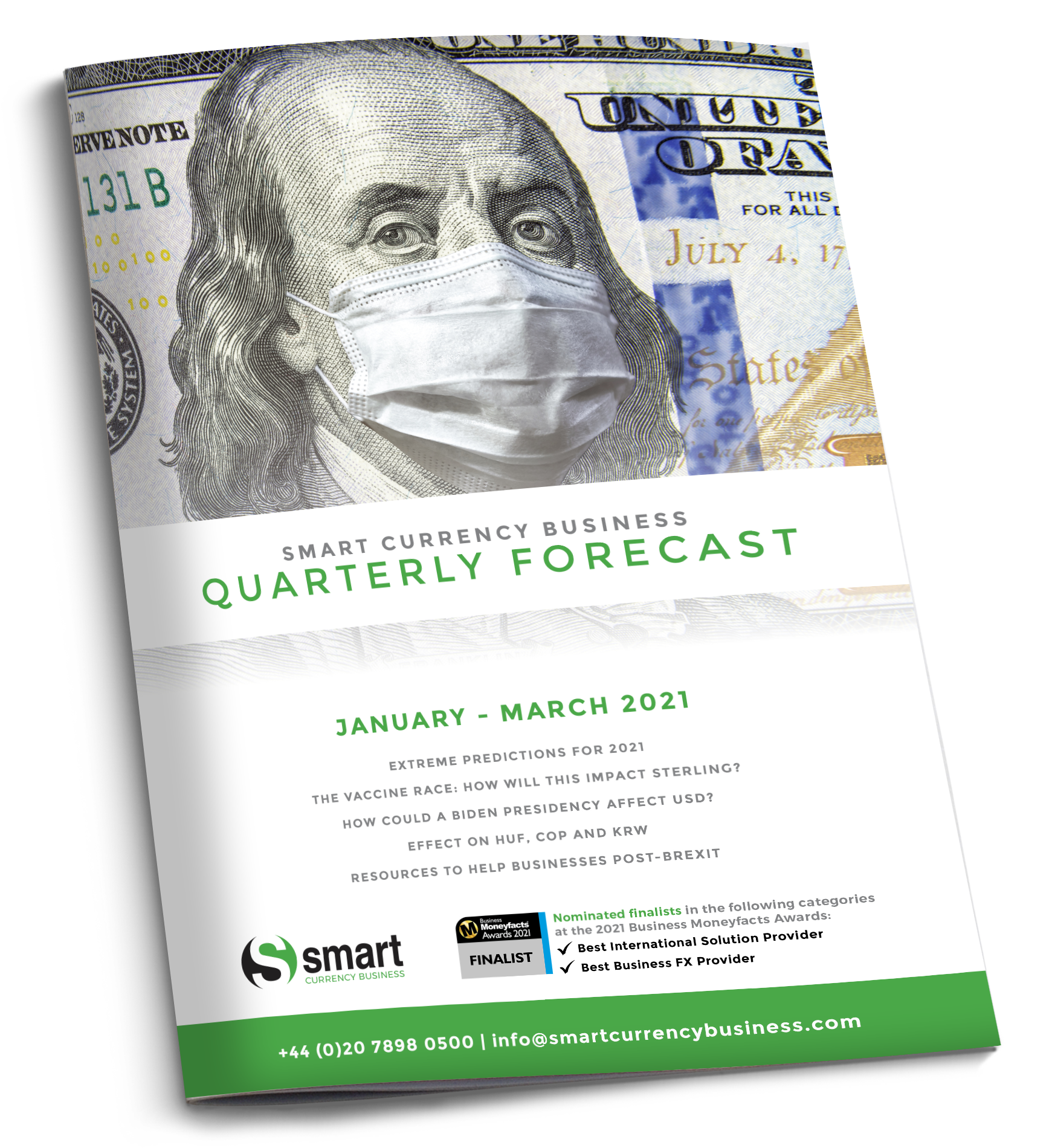 January and March Currency Forecast