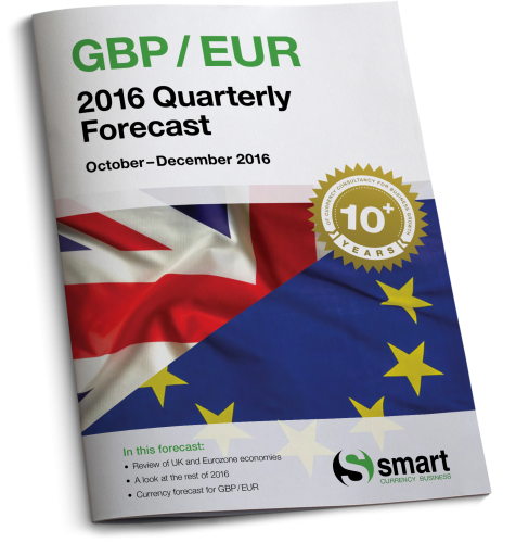 GBP-EUR Quarterly Forecast
