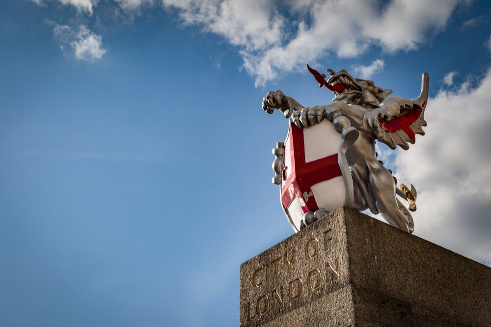 St George's Day. Victor Moussa / Shutterstock.com