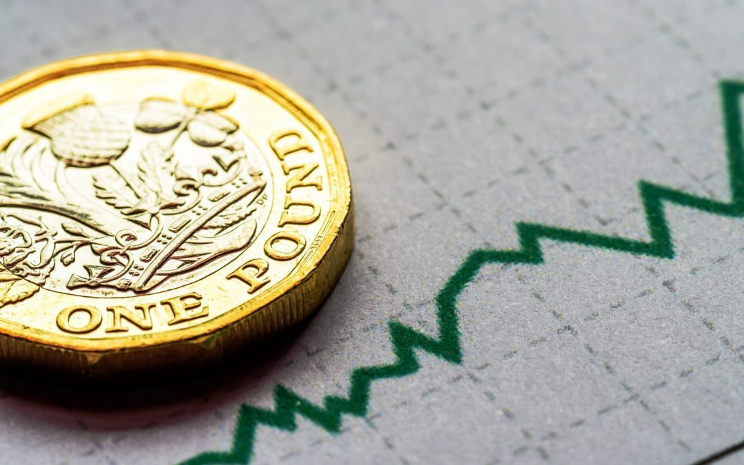 Sterling stable on largely positive news