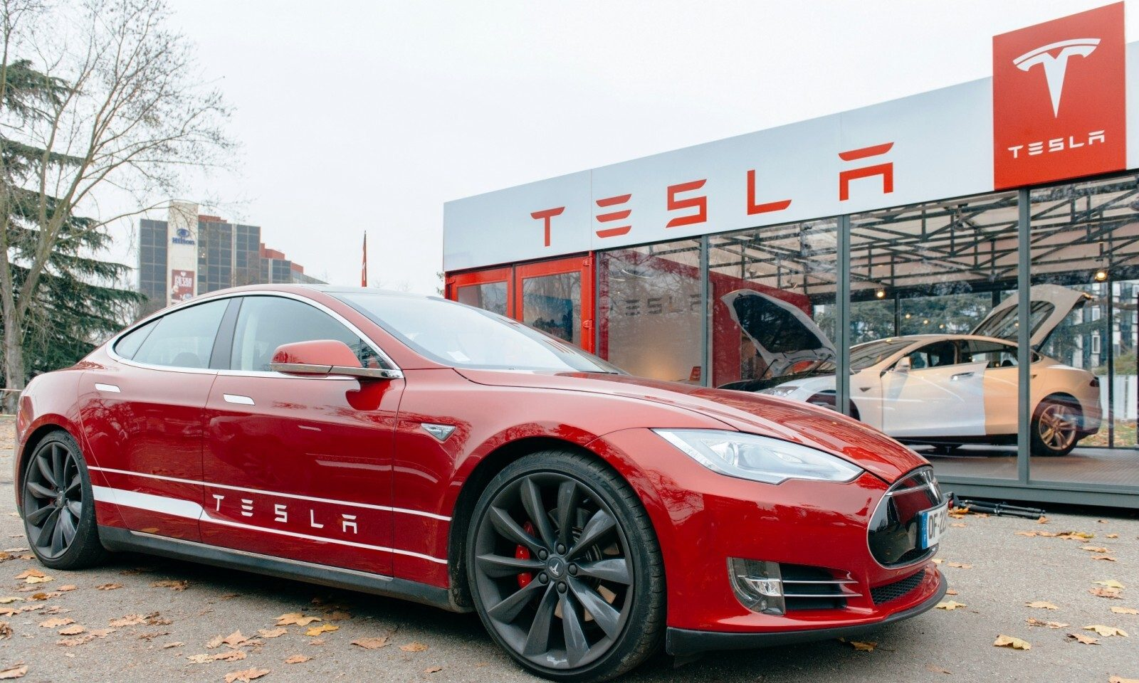Tesla targets wealthy shoppers | Smart Currency Business