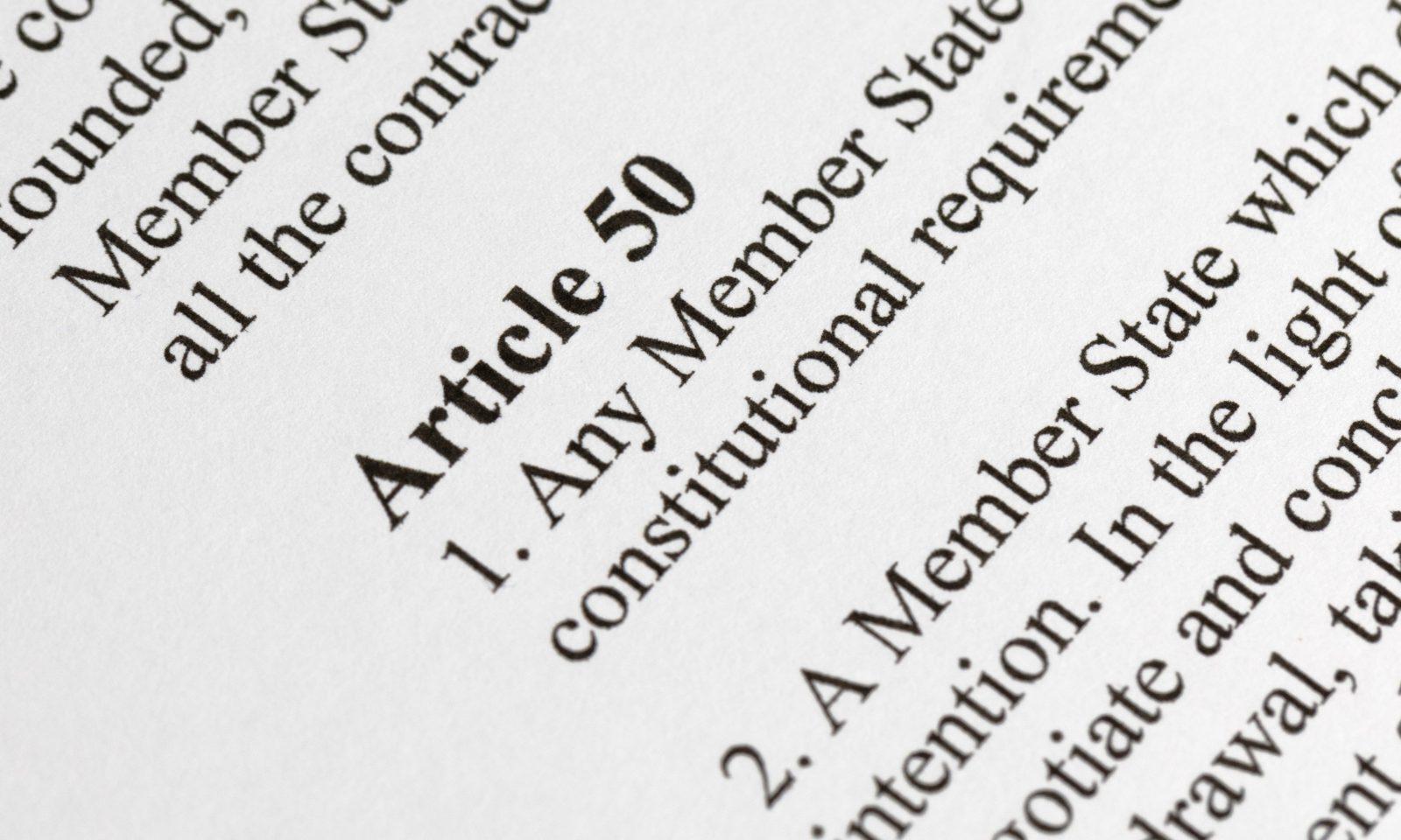 UK retail sales figures boost sterling in week before Article 50 is triggered
