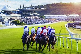 Goodwood Horse Race Competition