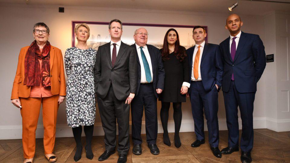 Seven MPs resign