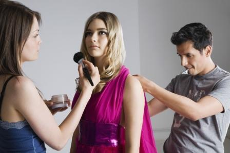 stylists for model