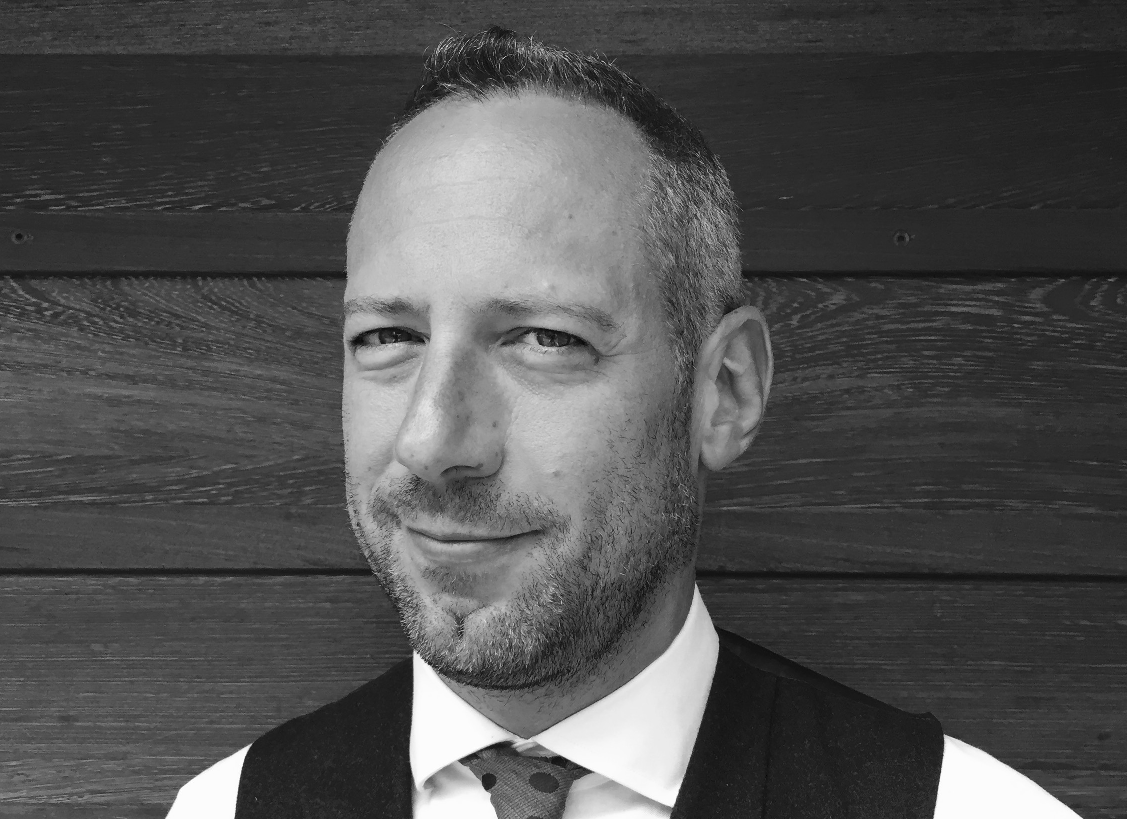Adam Mansell, CEO of the UKFT