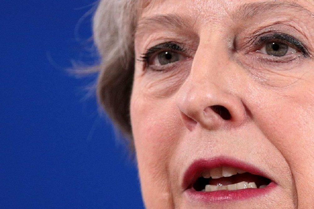 Brexit plan rejected