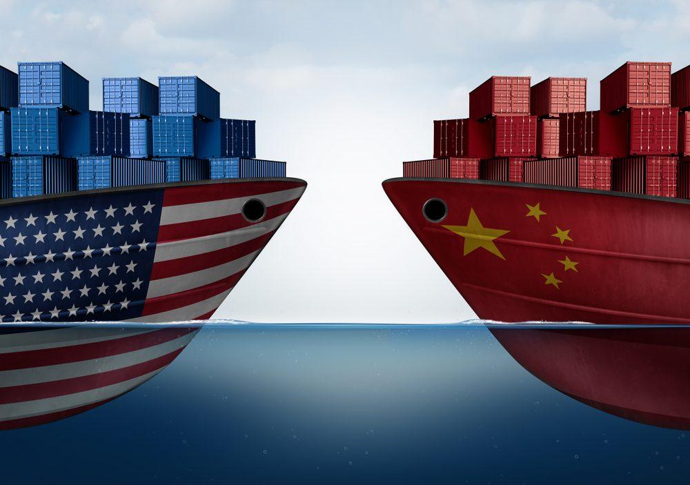 China imposes tariffs