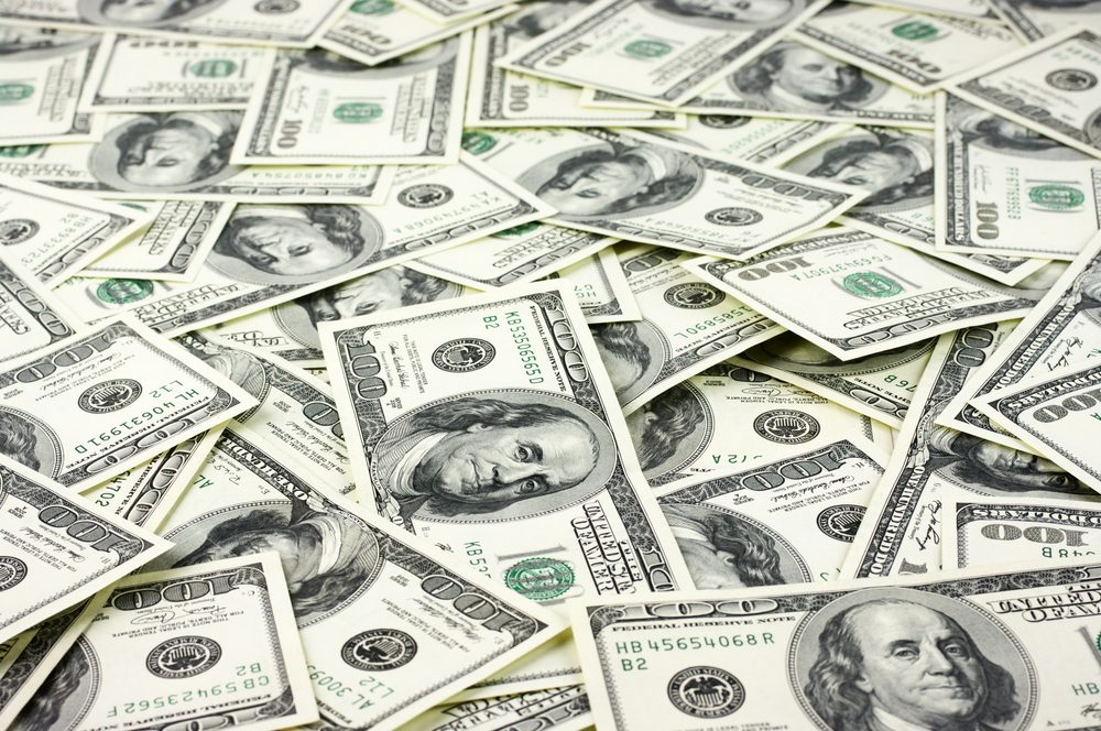 Dollar run continues
