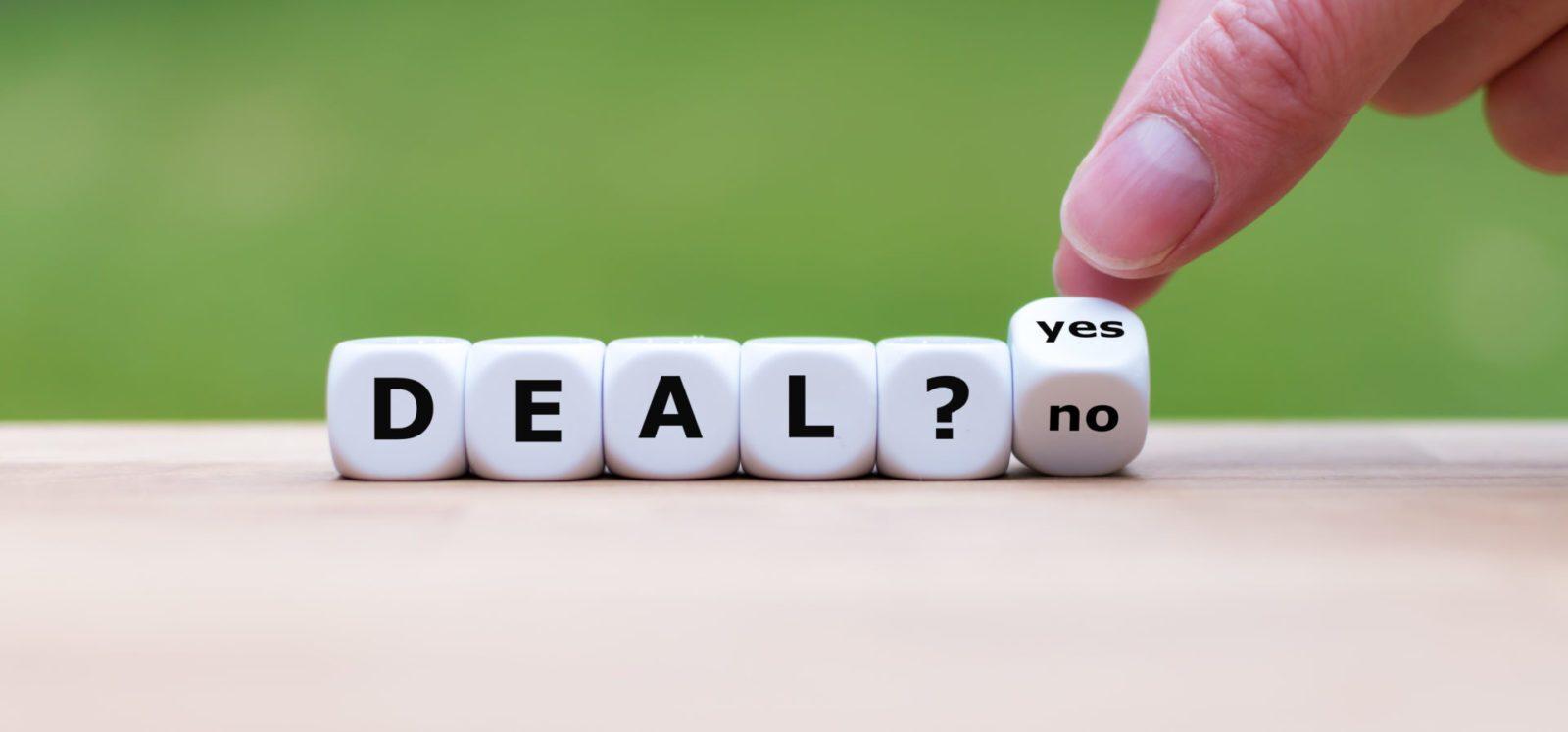 No-deal worries
