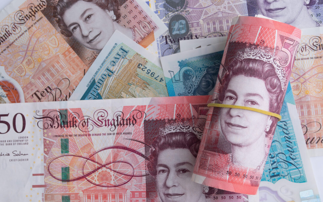 Pound strong ahead of busy week