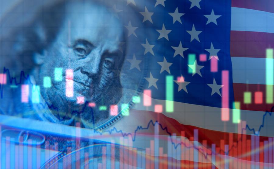 American GDP shrinks 5%
