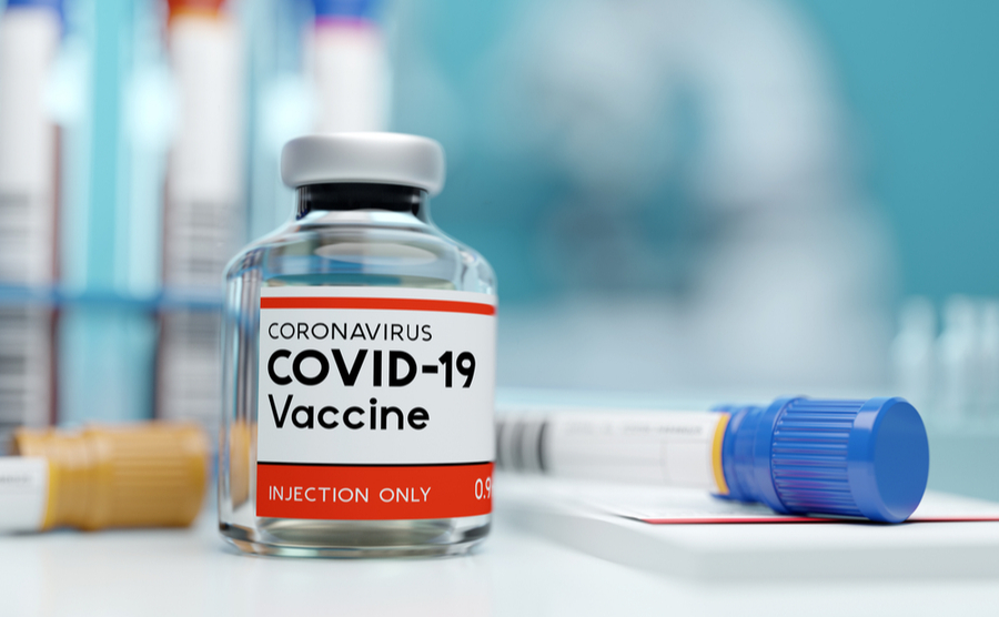 Sterling remains strong due to vaccine push