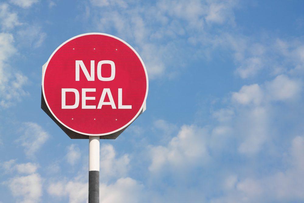 block no deal