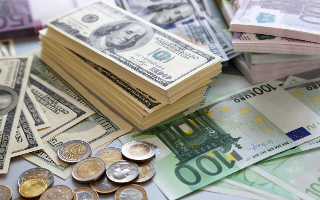 Markets look to ECB meeting and US inflation data