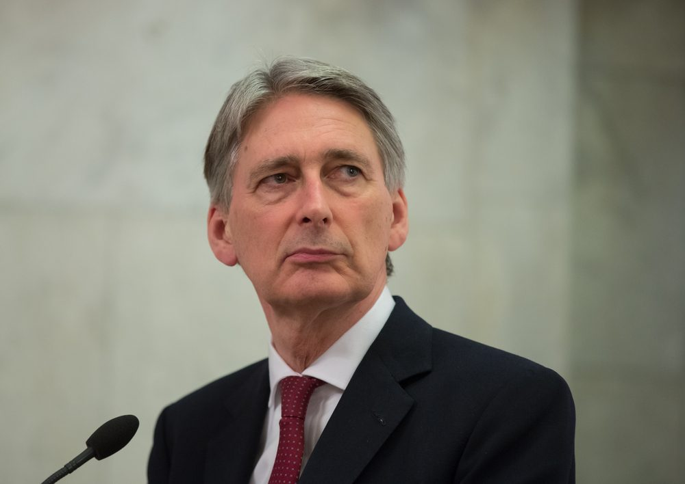 Sterling welcomes Chancellor Hammond's address