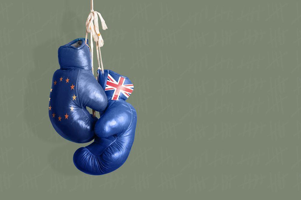 Brexit blow