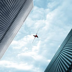 Tightrope of Uncertainty