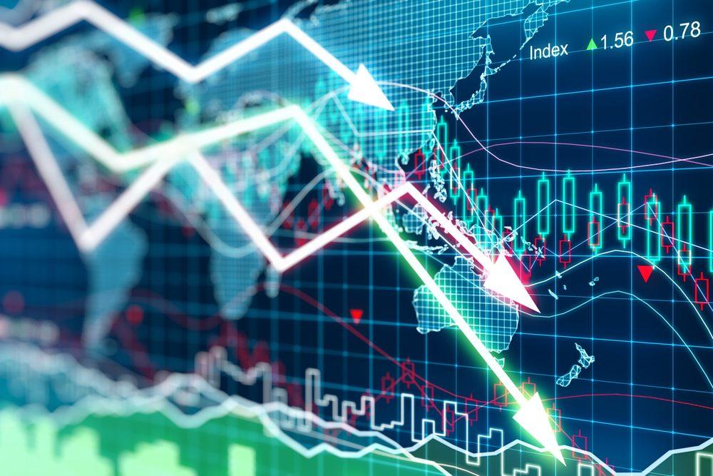 Stock markets slump
