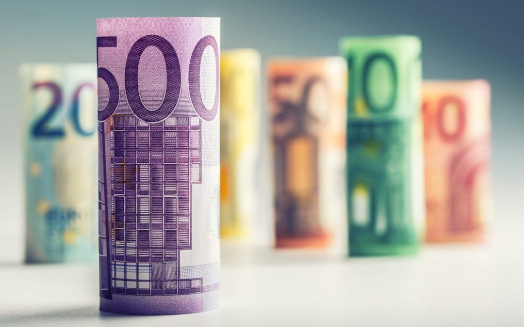 Euro continues march, hitting two-year high against dollar