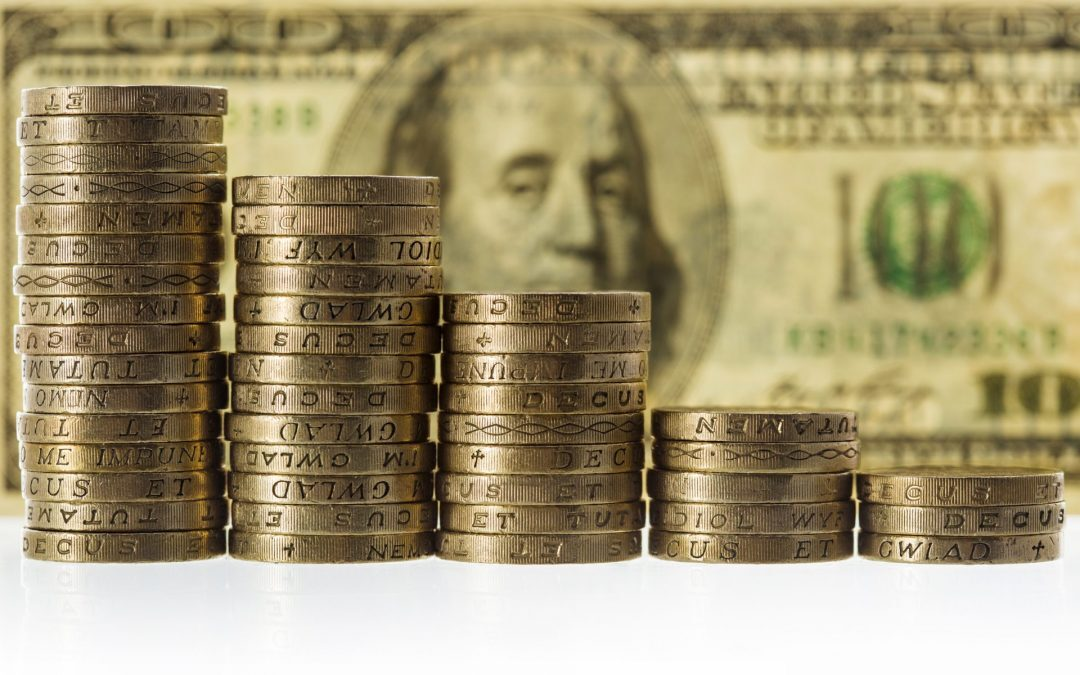 Sterling boosted by Bank of England's hint of an interest rate rise