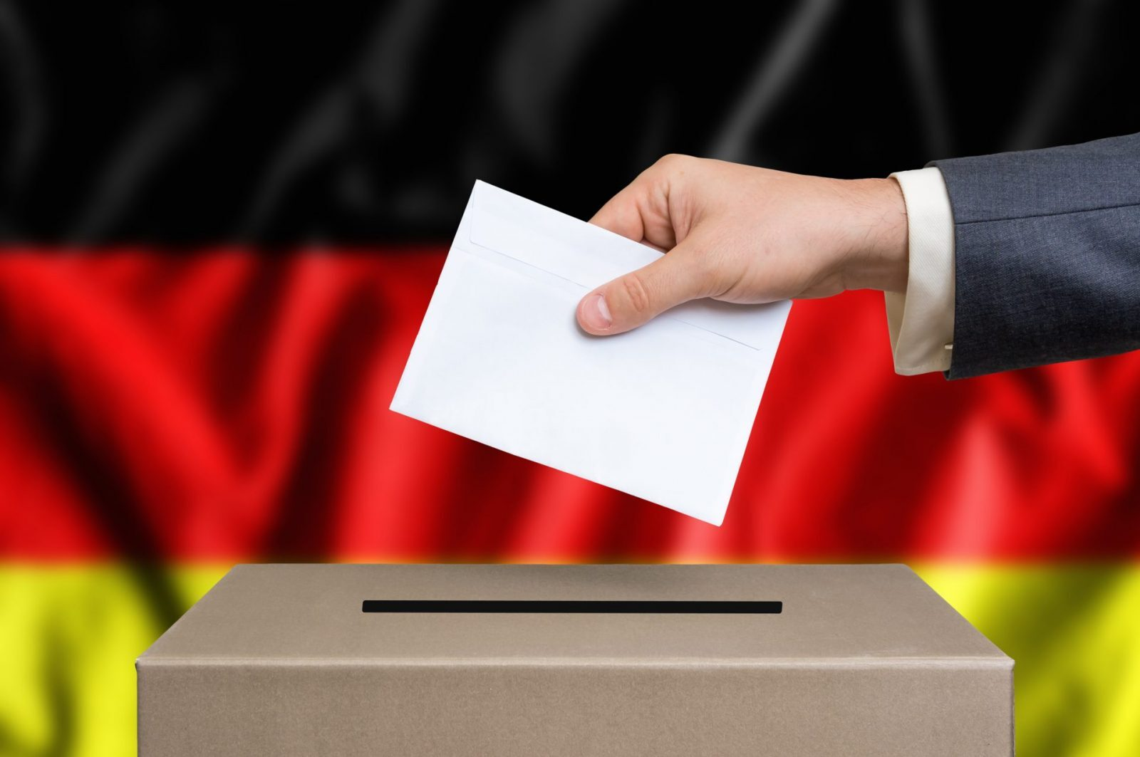 German election result