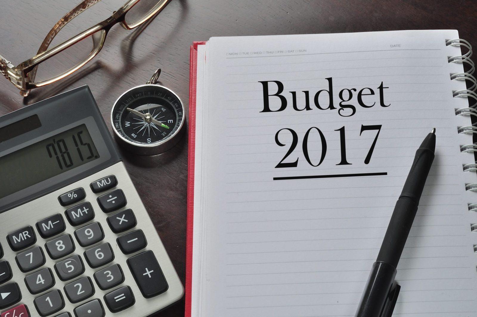 2017 Autumn Budget