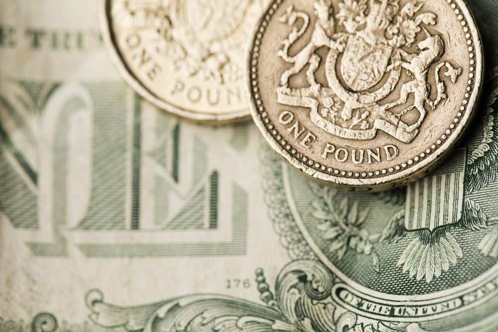 Pound stabilises a little against dollar