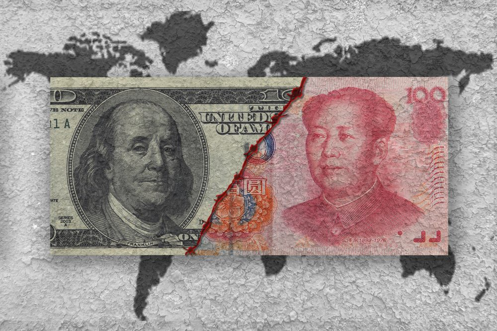 Trade war fears
