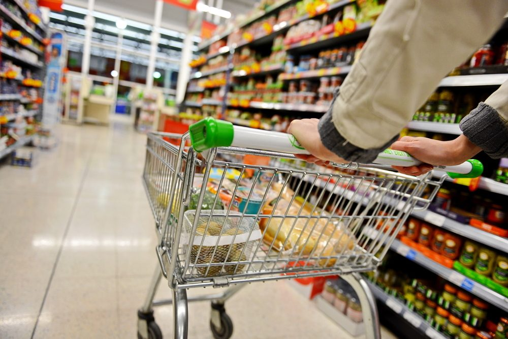 UK consumers spent less in January