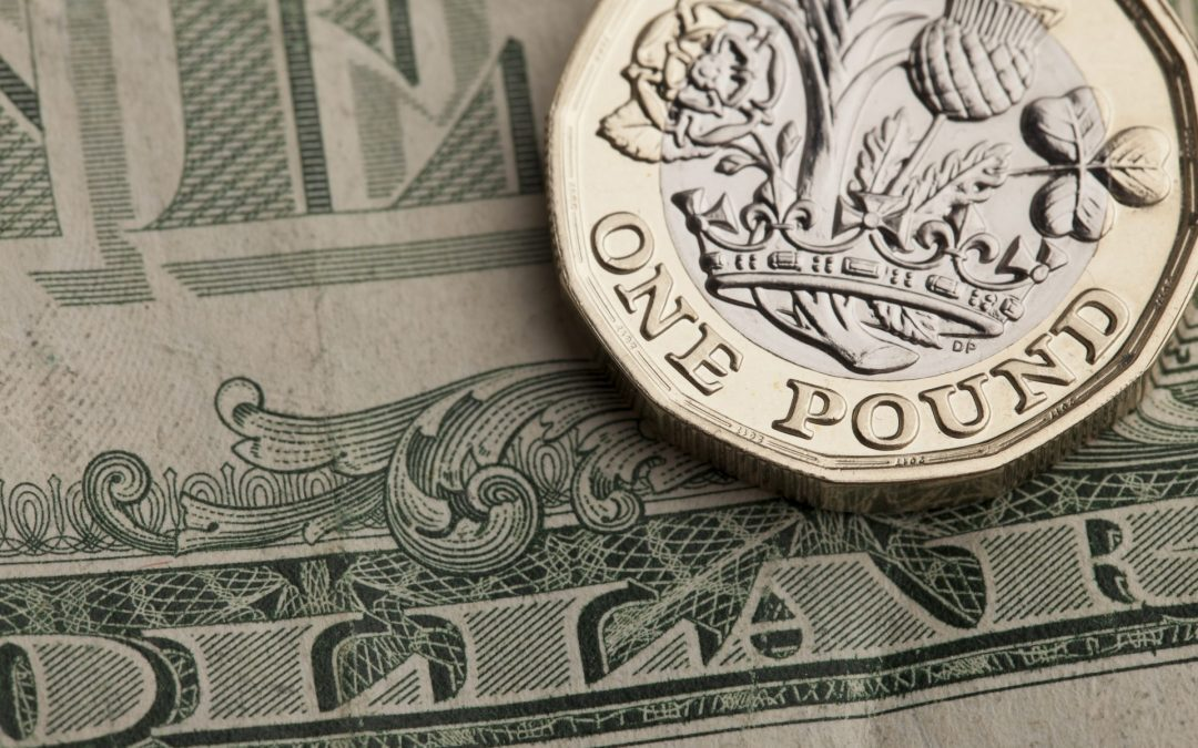 Sterling strengthens despite Syria air strikes