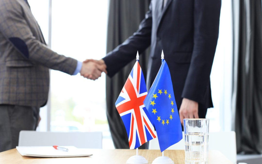 UK and EU reach Brexit deal