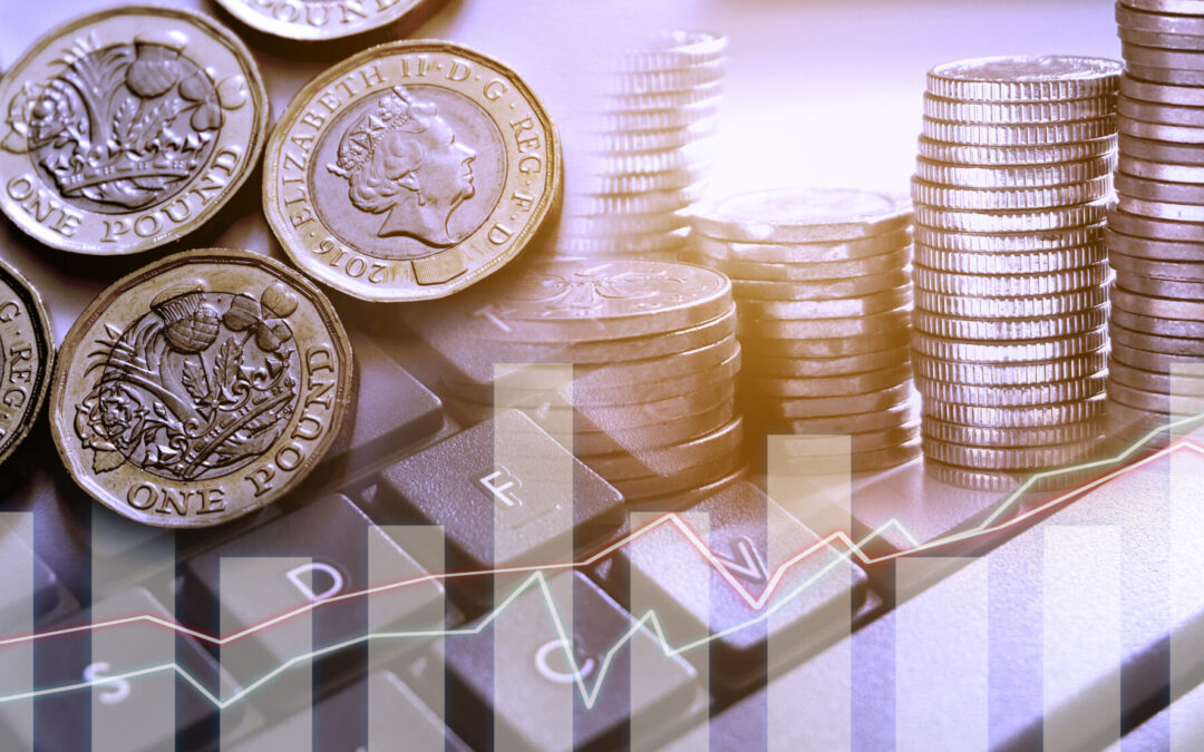 Sterling slumps after strong start to the week