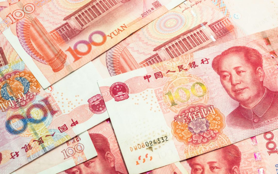 What's going on with the Chinese yuan?