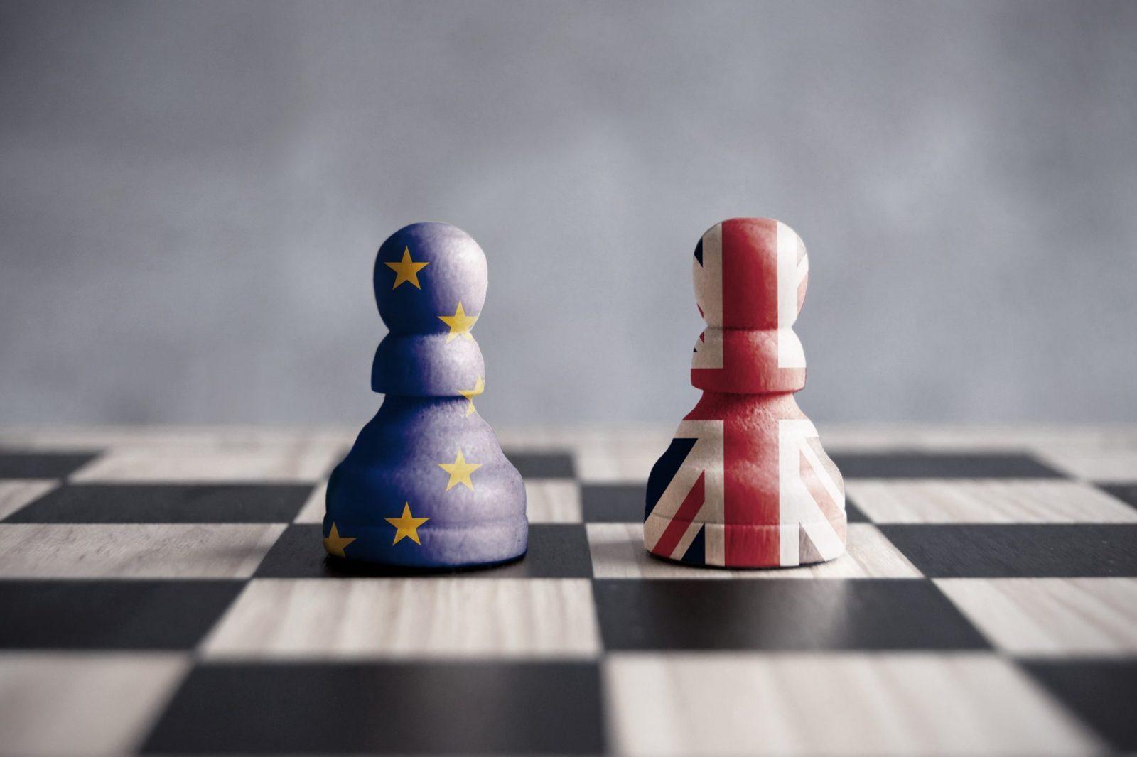 deadlocked Brexit negotiations