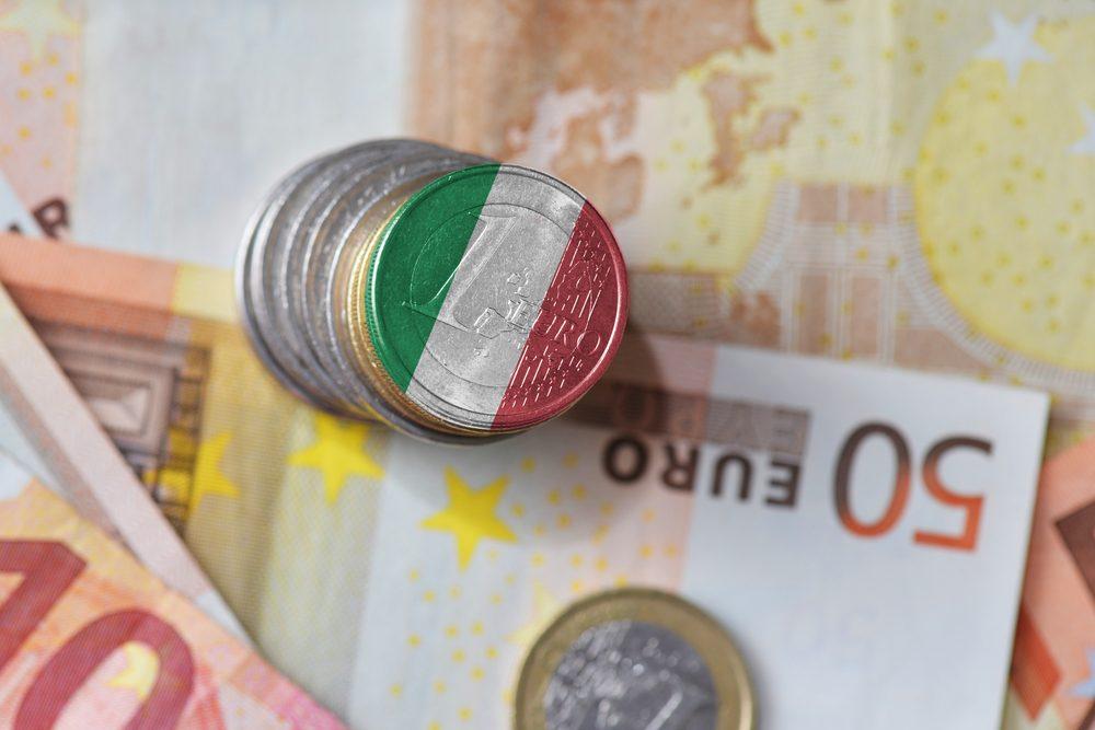Italian budget row