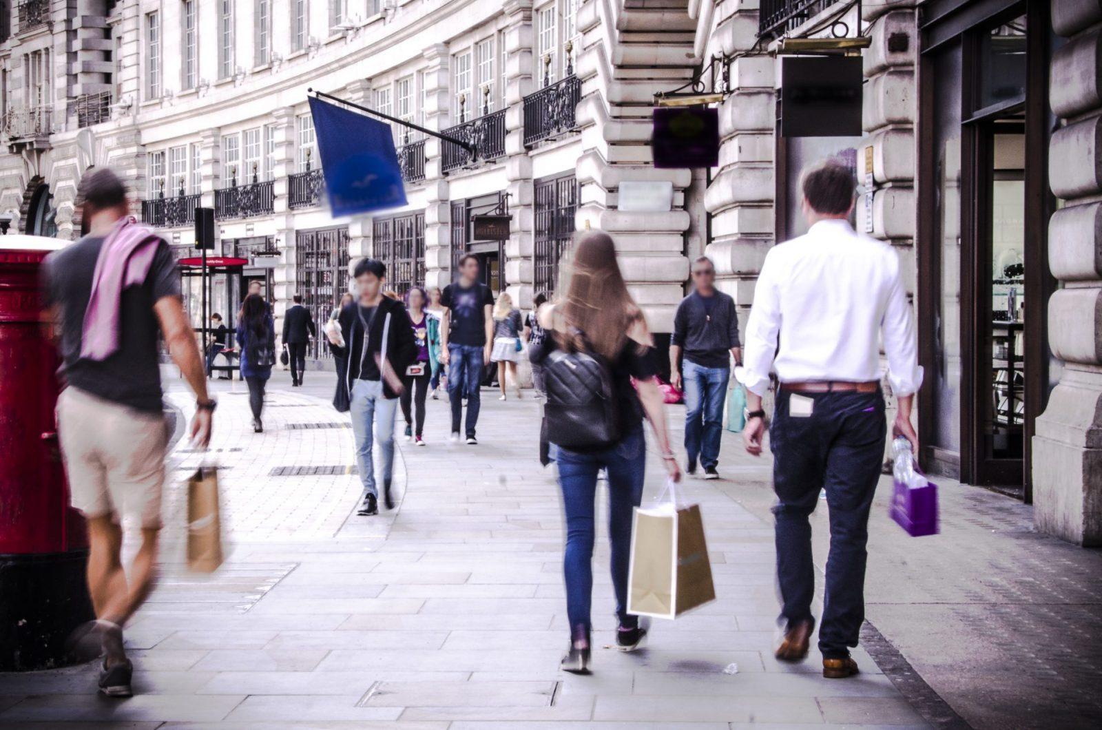 retail sales shrink
