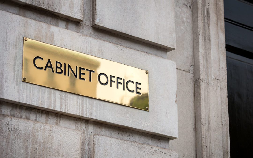 Pound up as cabinet reshuffle begins