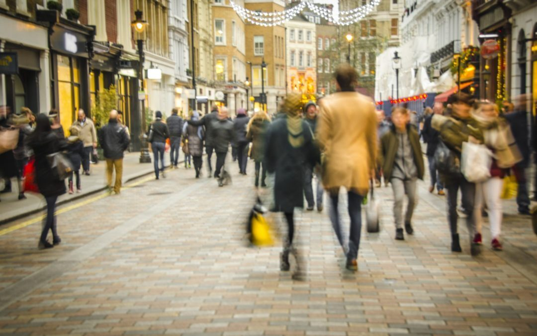 UK retail sales higher than expected for the month of October