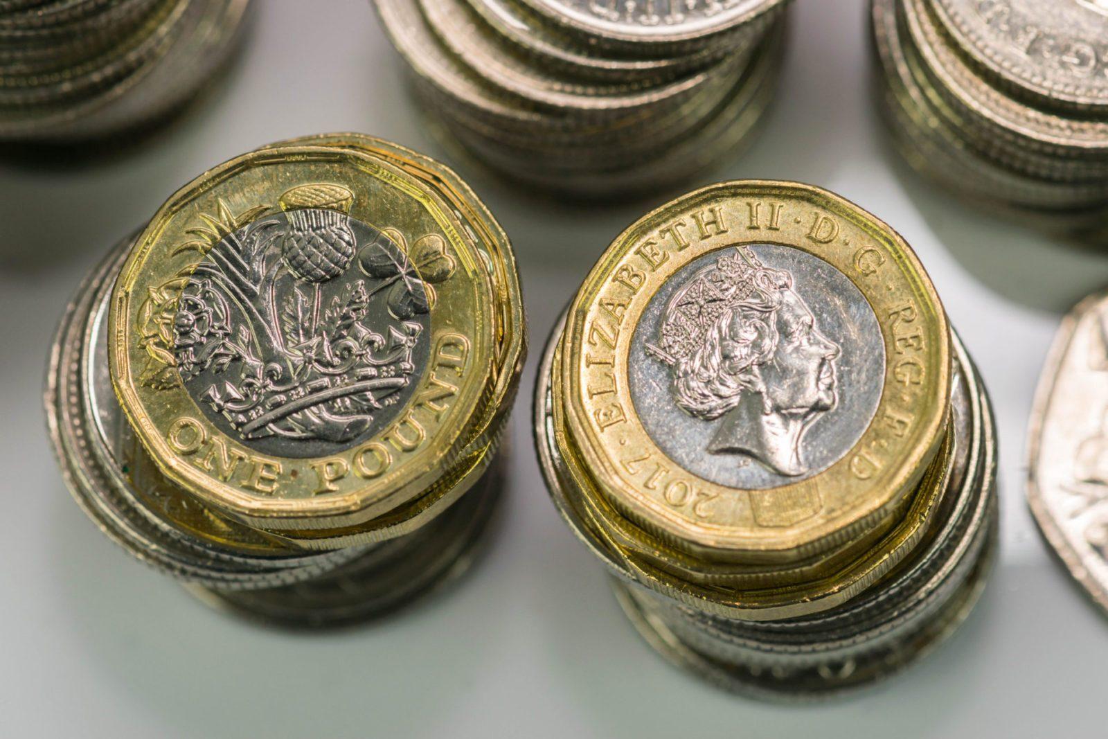 Pound polls