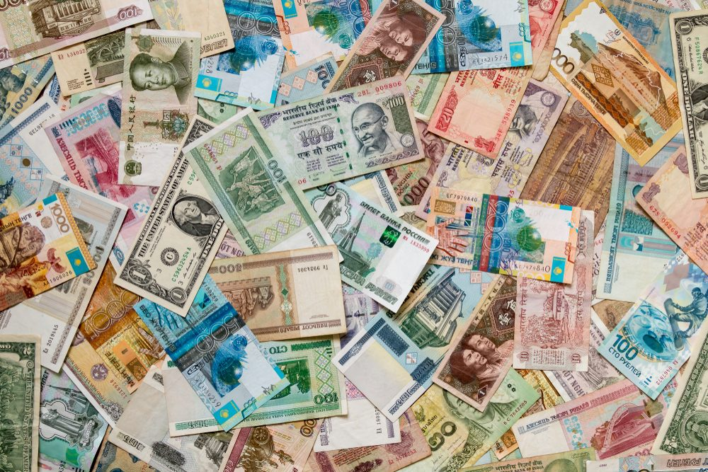 world currency update